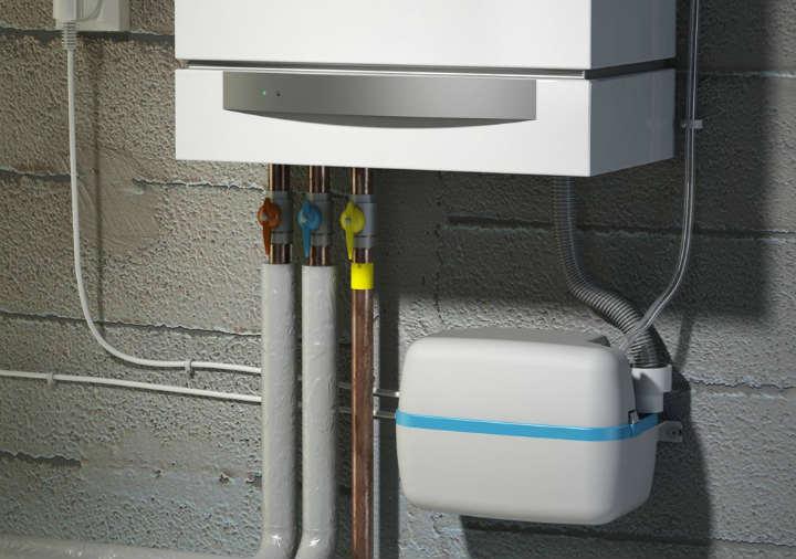 caldera condensacion sin desague