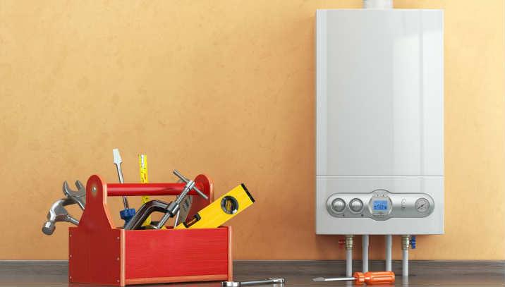 ¿Cómo limpiar una caldera de gas?