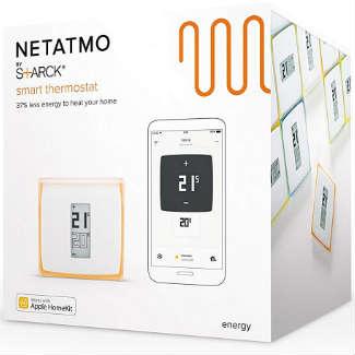 Termostato inteligente Netatmo