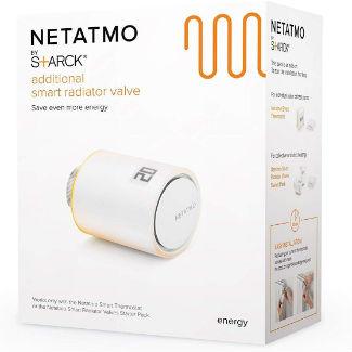 Valvula termostatica Netatmo