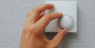 termostato analogico calefaccion