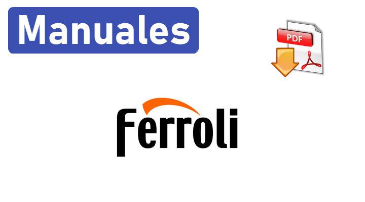 Caldera Ferroli Instrucciones Online