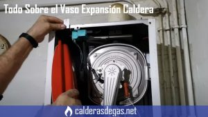 vaso de expansion caldera